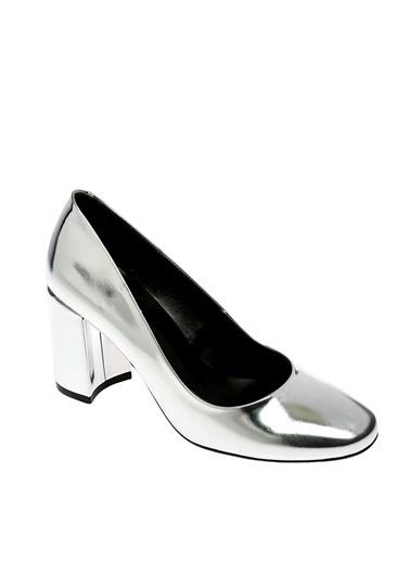 Dune London Ayakkabı Gümüş